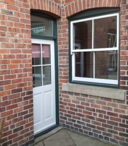 maintenance free timber windows